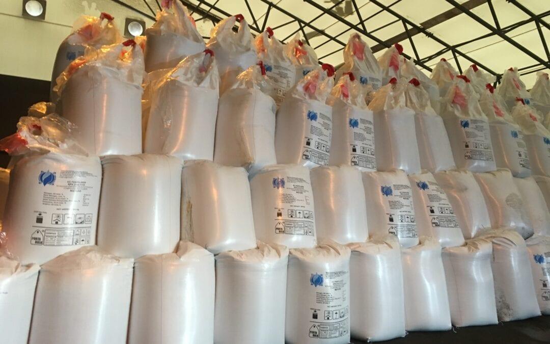 Gode priser på kjemisk blandet NPK importgjødsel iår